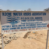 Koche Water Users Association (KWUA) Partnership